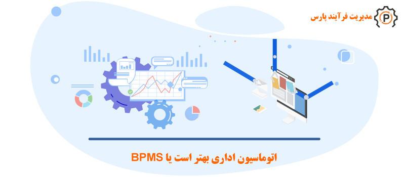 اتوماسیون اداری یا BPMS؟ مسئله این است!