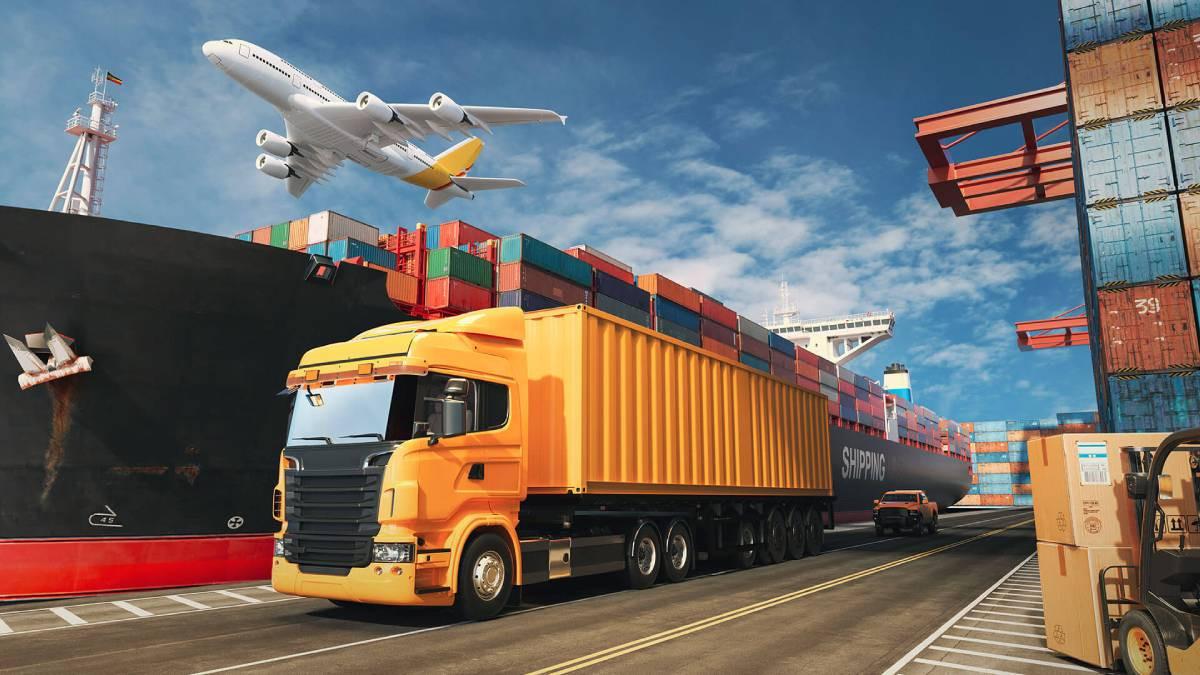 سیستم بازرگانی و حمل و نقل بین المللی